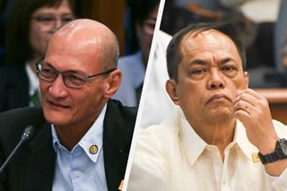 Ex-PhilHealth boss tells successor: 'Stay healthy'