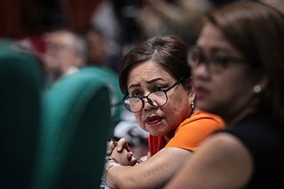 Villar blasts DA for failing to release list of beneficiaries of hybrid seeds