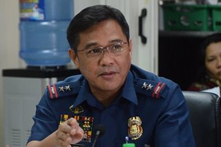 Short stint, high value: New PNP chief targets 'big fish' in drug war