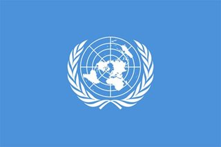 UN Assembly, with very few assembled, marks 75th year