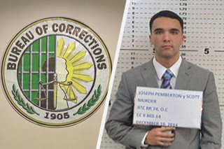 Release of convicted US Marine Pemberton 'on hold': BuCor