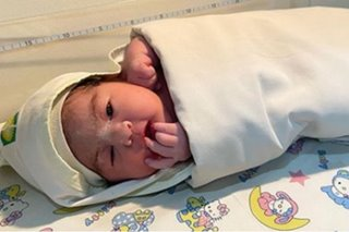 LOOK: Vic Sotto's daughter Paulina gives birth to baby girl