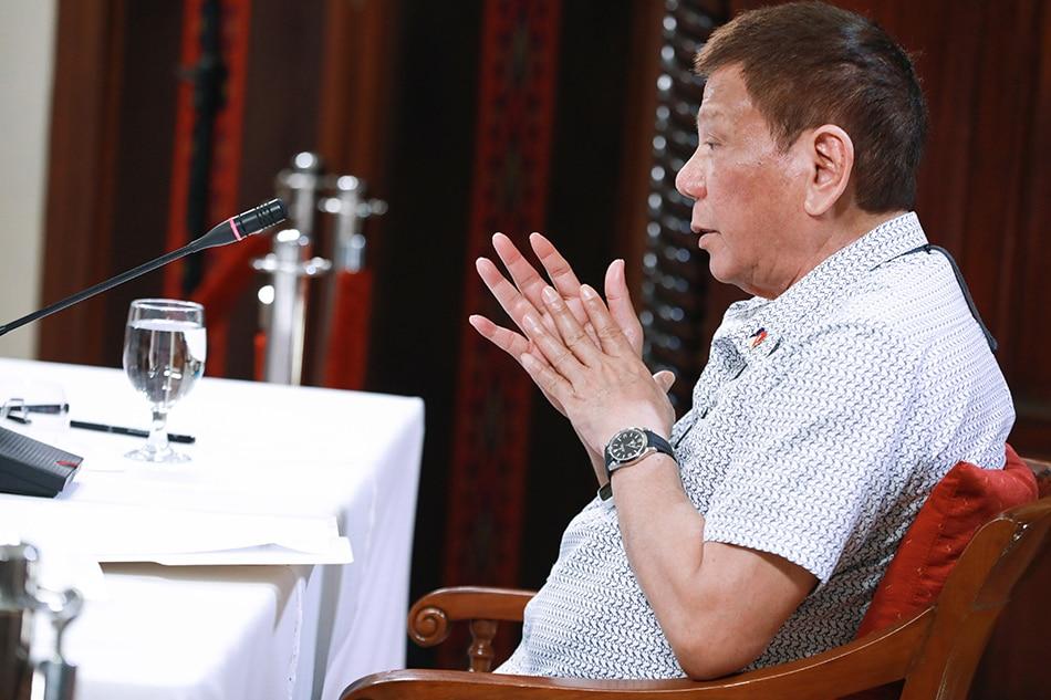 Duterte's SALNs secret; PCIJ shows wealth disclosures of all presidents since Cory 1