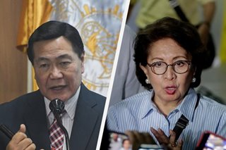 Ex-Justices Carpio, Morales to SC: Issue TRO vs anti-terror law now
