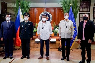 Duterte invokes UNCLOS in Chinese defense minister's visit