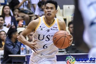 UAAP: UST standout Mark Nonoy still undecided on transfer