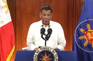Duterte tells world to reject war on 75th anniversary of Hiroshima bombing