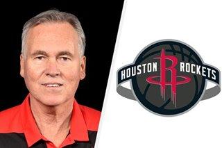 NBA: Mike D'Antoni won't return as coach of Houston Rockets