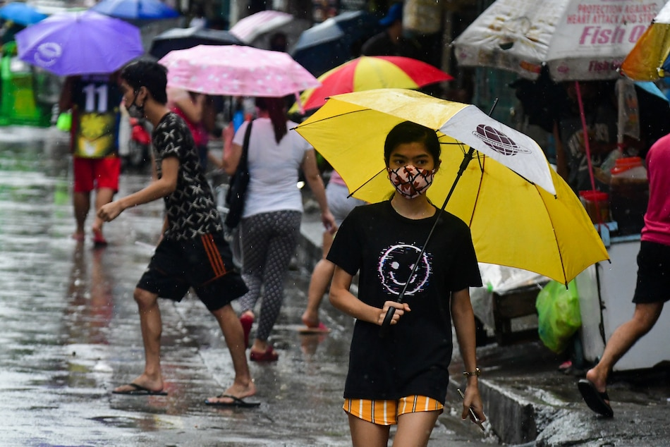 PAGASA: LPA outside PH develops into tropical depression, but unlikely to hit land