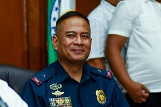 Calabarzon top cop Danao eyed as next NCRPO chief