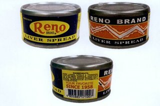 Reno liver spread secures product registration, back in shelves