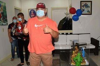 Sinas, pulis na nag-lockdown mañanita, itinalagang PNP chief