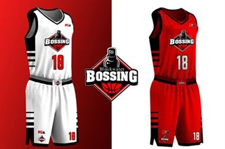 PBA: Blackwater unveils new logo, uniforms as 'Bossing'