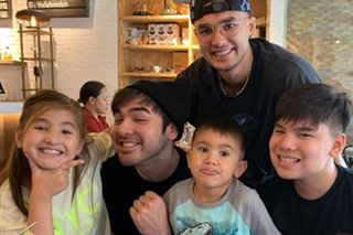 'Take all learnings, allow yourself to grow,' Jackie Forster tells son Kobe on his birthday