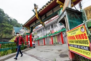 Baguio delays tourism opening following virus outbreak
