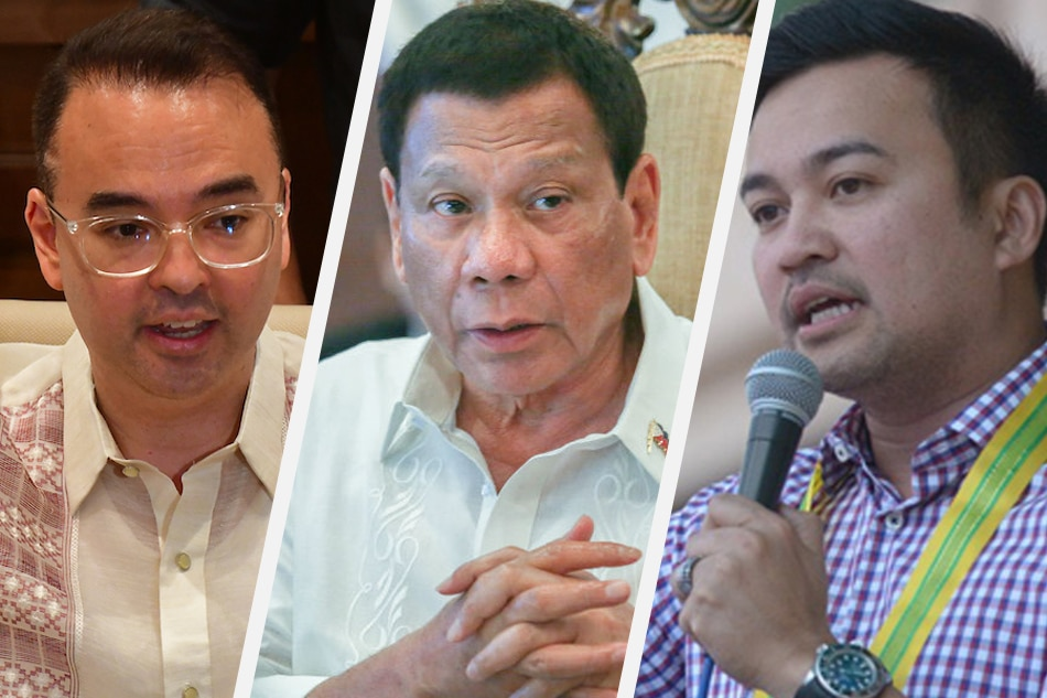 No more term-sharing? Palace says Duterte's hands tied unless Velasco has numbers