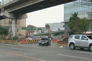 U-turn slot sa may MRT North Avenue isasara mula Setyembre 28