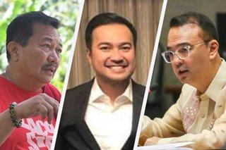 Ex-Speaker urges Velasco: Let Cayetano stay as House leader