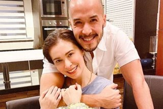 Sunshine Cruz, boyfriend Macky Mathay celebrate 4th anniversary