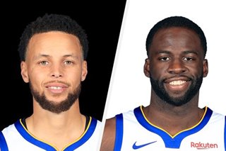 NBA: Steph Curry, Draymond Green to miss Warriors' mini-camp