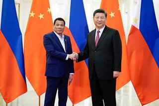 Duterte urged: 'Walk the talk' on sea row with China