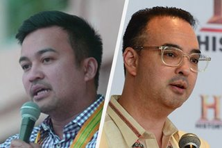 Cayetano allies dispute Velasco's allegations linked to 2021 budget