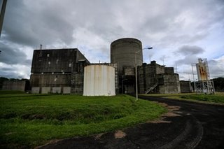 Bataan nuclear plant can still operate, says PH nuclear research body