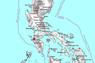 4.6-magnitude earthquake rattles Occidental Mindoro