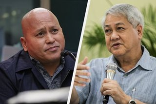 Dela Rosa urged to ask why police, military use Facebook to spread 'fake news'