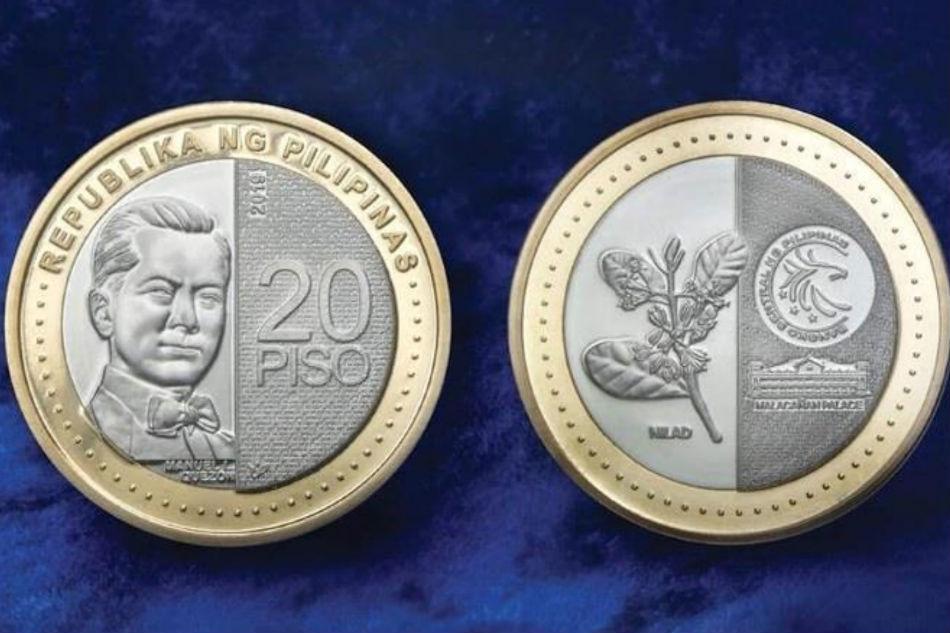 Bangko Sentral warns public anew vs 'brilliant uncirculated P20 coin' 1
