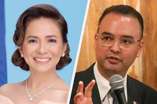House health panel chair seeks explanation from Cayetano for removal