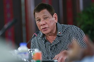 Duterte eyes training more cops to go after motorcycle-riding criminals