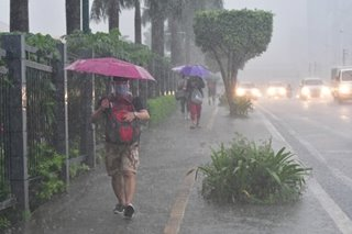 More rain ahead: LPA off Palawan to drench parts of PH, says PAGASA