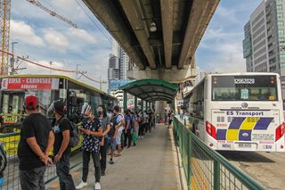 New normal for public transport: UV lights, plastic barriers in PUVs - DOTR