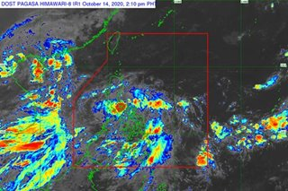 Ofel makes third landfall, barrels towards Marinduque, Romblon