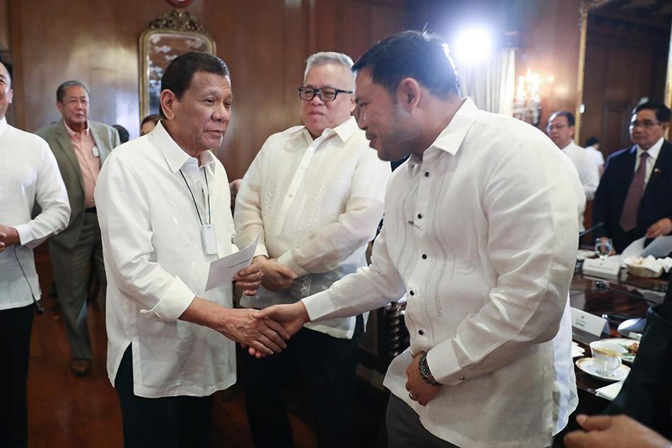 Palace: Duterte has 'full trust' in DPWH chief Villar despite alleged agency corruption 1
