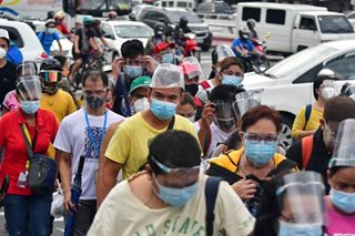 Philippines' virus tally breaches 356,000 as 2,379 new cases confirmed