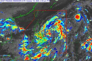 'Pepito' intensifies as it moves towards northern-central Luzon