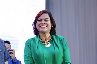 Sara Duterte endorsement 'tipping point' in Speaker wars: Velasco