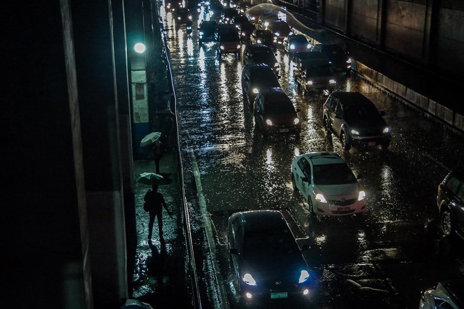 Heavy rains in Metro Manila as 'Pepito' maintains strength