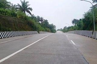 Bahagi ng Tagaytay bypass road binuksan
