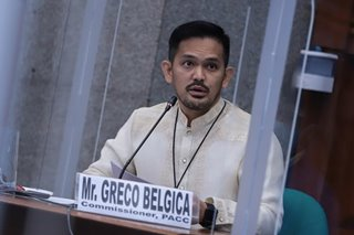 PACC won't name lawmakers under probe in alleged DPWH corruption, says Belgica
