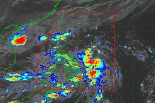 More areas under Signal No. 1, as Quinta moves toward Bicol