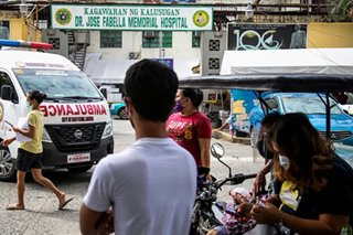 4 more Fabella hospital staff test positive for coronavirus: PH Red Cross