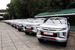 Funds for DepEd vehicles approved before pandemic: Palace