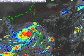 Typhoon Quinta slightly intensifies as it traverses West PH Sea