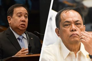 Gordon says PhilHealth chief may be 'scared, too cautious' to expedite P1.1-B debt payment
