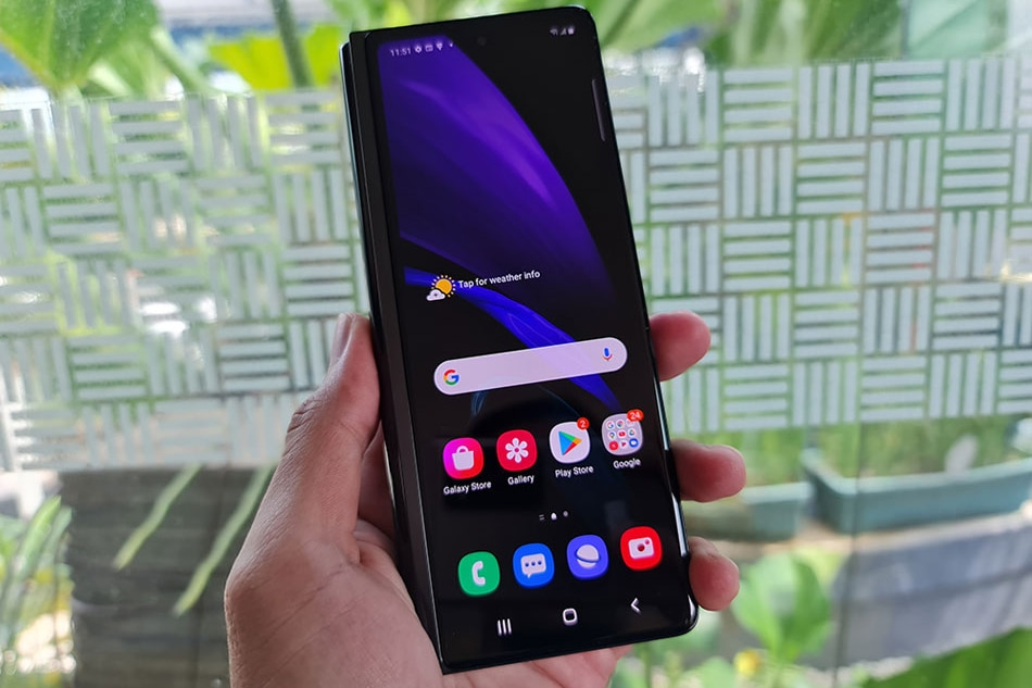 Samsung Galaxy Z Fold2 5G, initial impressions on a next gen phablet 2