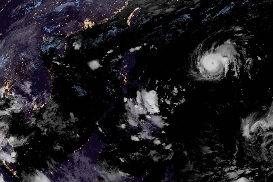 Typhoon Rolly threatens Central Luzon, Quezon; may trigger signal ...