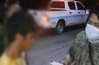 Drug courier timbog sa Oplan Sita sa Caloocan